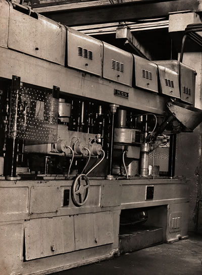 Cartridge production line